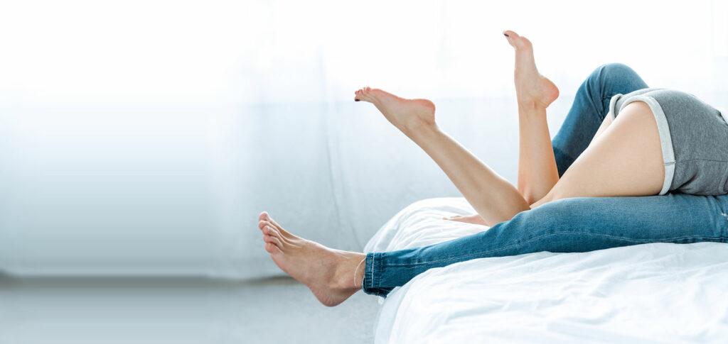Rapports sexuels avec une prothèse de hanche